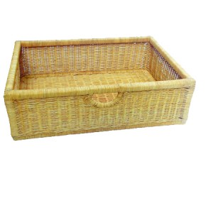 115537 Rattan Storage Basket