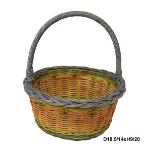 115541 Rattan Storage Basket