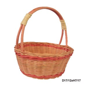 115542 Rattan Storage Basket