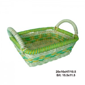 115548 Rattan Storage Basket