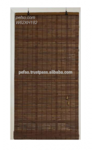 221102 Bamboo Curtain Blind