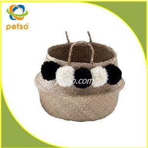 551123 Seagrass basket
