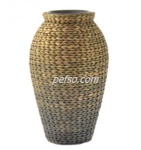 663302 Water Hyacinth Flower Vase