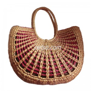 662203 Water Hyacinth HandBag