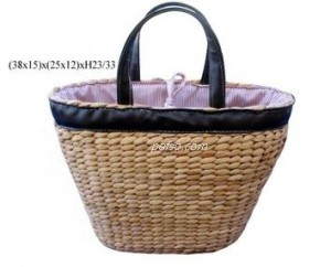 662205 Water Hyacinth HandBag