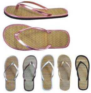 771105 Bamboo Slippers
