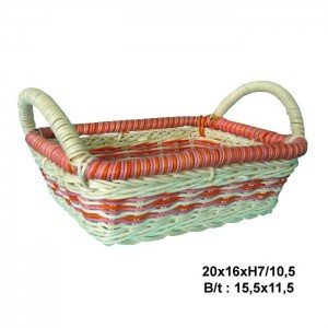 115547 Rattan Storage Basket