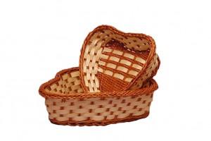 227703 Bamboo Basket