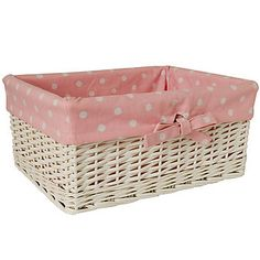 114414 Rattan Laundry Basket