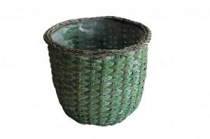 223306 Bamboo Plant Pot