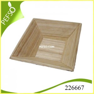 226667-Bamboo Tray with Eggshell Inlaid-2