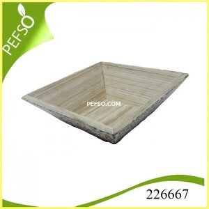 226667-Bamboo Tray with Eggshell Inlaid-4