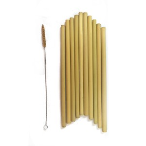229901 - Bamboo Straws Reusable & Biodegradable (1)
