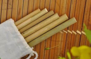 229901 – Bamboo Straws Reusable & Biodegradable