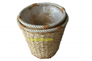 551101 Seagrass Basket / Flower pot