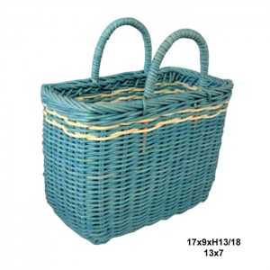 115545 Rattan Storage Basket