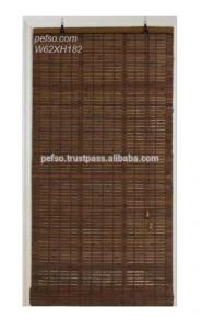 221102 Bamboo Curtain Blind