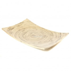 226640 Bamboo Plate