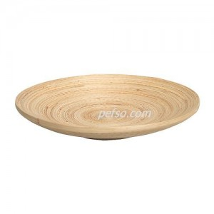 226639 Bamboo Plate