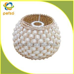 331130 PALM LEAF LAMP SHADE