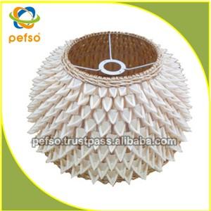 331135 PALM LEAF LAMP SHADE