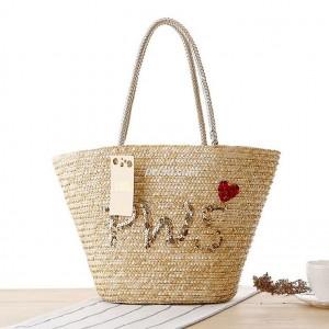 552206 Seagrass Basket, Handbag – Pefso Co., Ltd
