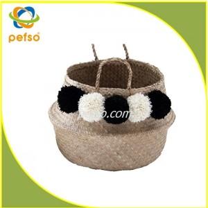 551123 Seagrass basket