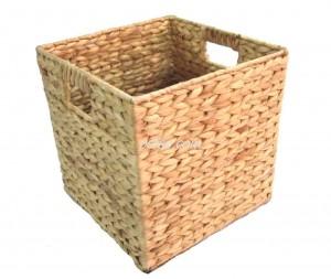 661117 Water Hyacinth Storage Basket