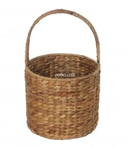 661122 Water Hyacinth Basket