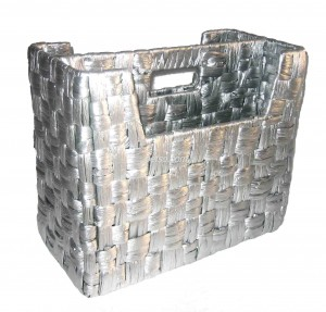 661124 Water Hyacinth Basket