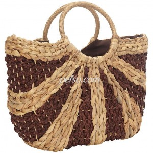 662201 Water Hyacinth HandBag