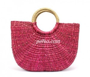662202 Water Hyacinth HandBag