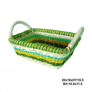 115546 Rattan Storage Basket