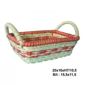 115547 Rattan Storage Basket