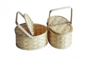 227710 Bamboo Basket