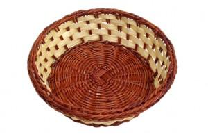 227704 Bamboo Basket