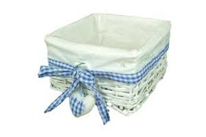 114412 Rattan Laundry Basket