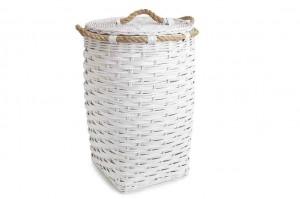 114406 Rattan Laundry Basket
