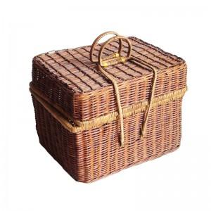 115550 Rattan Storage Basket