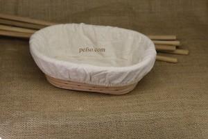 New Natural Oval Banneton Brotform pefso (5)